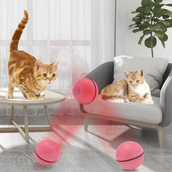 Smart Interactive Rolling Ball