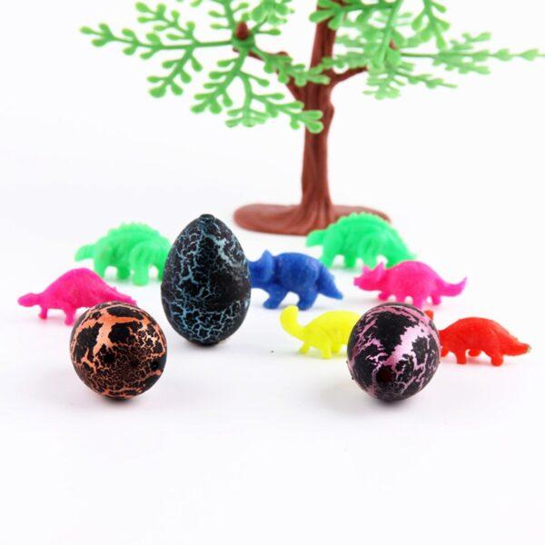 Easter Magic Hatching Growing Dinosaur Eggs