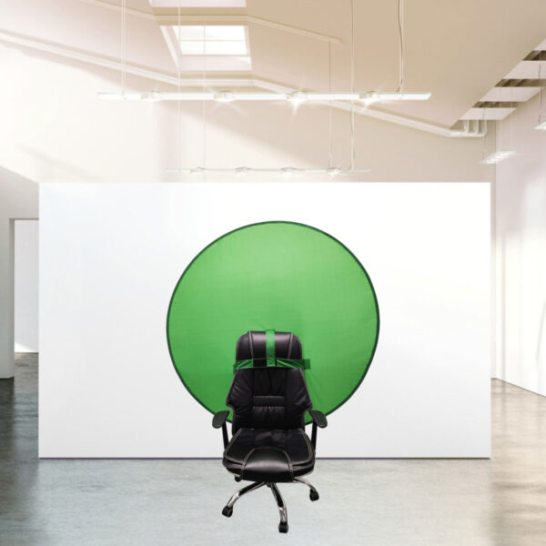Portable Green Backdrop