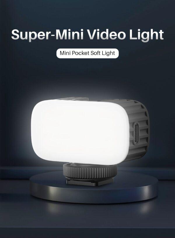 RGB Stackable Camera Light Mod