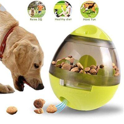 Interactive Balance Feeding Ball