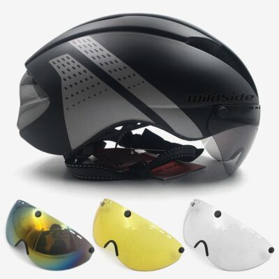 Aero Bicycle Helmet
