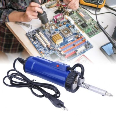 ELECTRIC VACUUM DESOLDERING PUMP