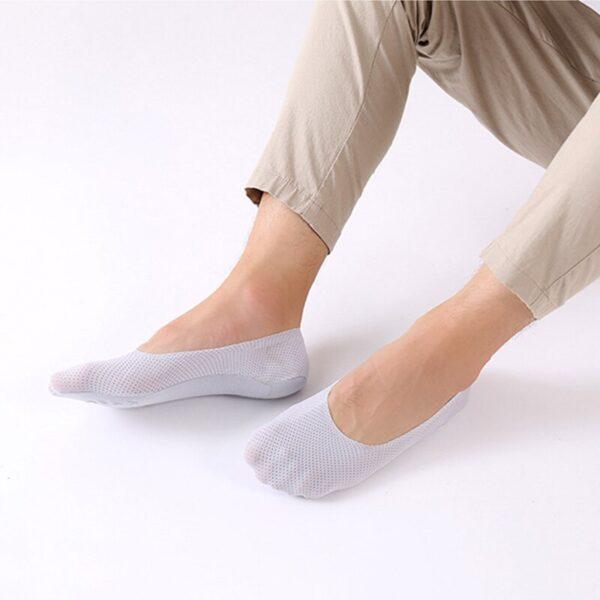 Breathable Ice Silk Socks
