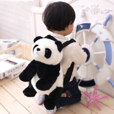 PANDA BEAR BACKPACK