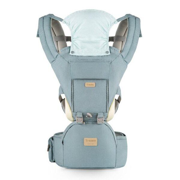 New Style Ergonomic Baby CarrierSling and Baby Carrier Backpack Baby Hipseat Carrier Front Facing Ergonomic Kangaroo Bag Infant Wrap Sling
