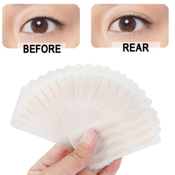 Invisible Double Eyelid Stickers