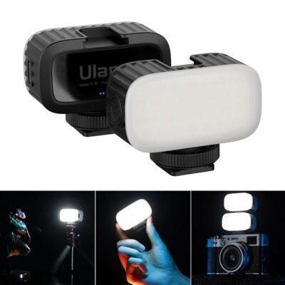 RGB Stackable Camera Light Mod