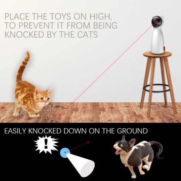 INVIGORATING CAT LASER TOY