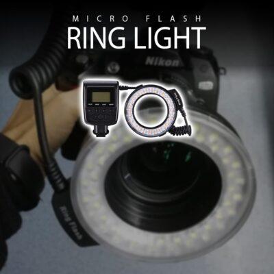 Macro Flash Ring Light