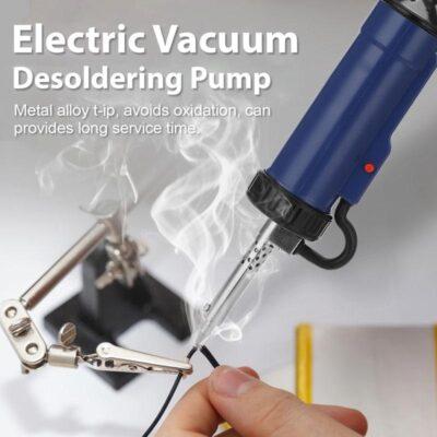 ELECTRIC VACUUM DESOLDERING PUMP