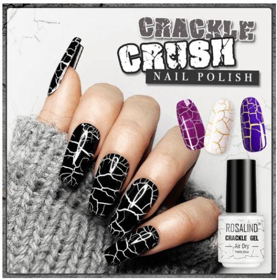 Crackle Crush Nail Polish