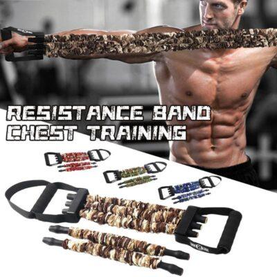 Latex Chest Developer Resistance Band