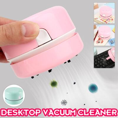 Desktop Mini Electric Vacuum Cleaner