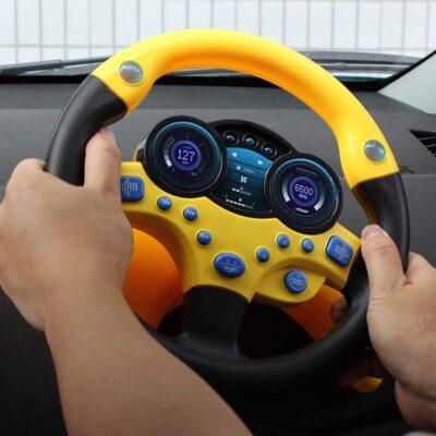 Steering Wheel Toy