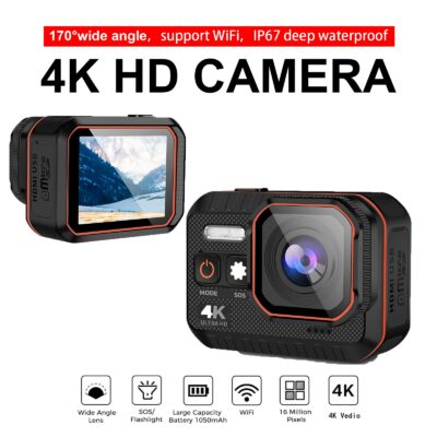 Photo Cam Ultra Pro HD 4K Sport