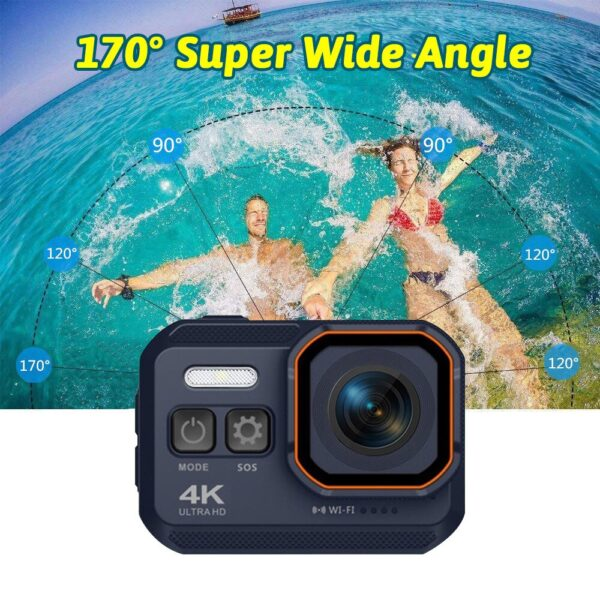 Photo Cam Ultra Pro HD 4K Sport
