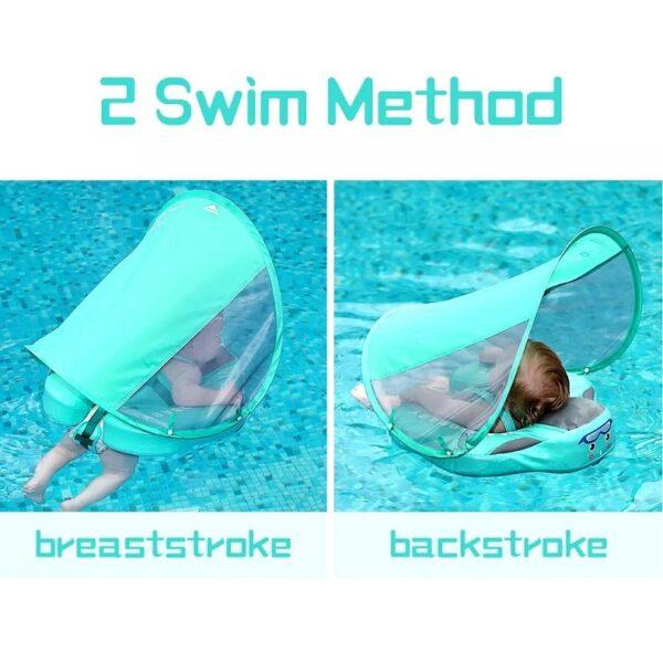 Pro Mambobaby Swimmer