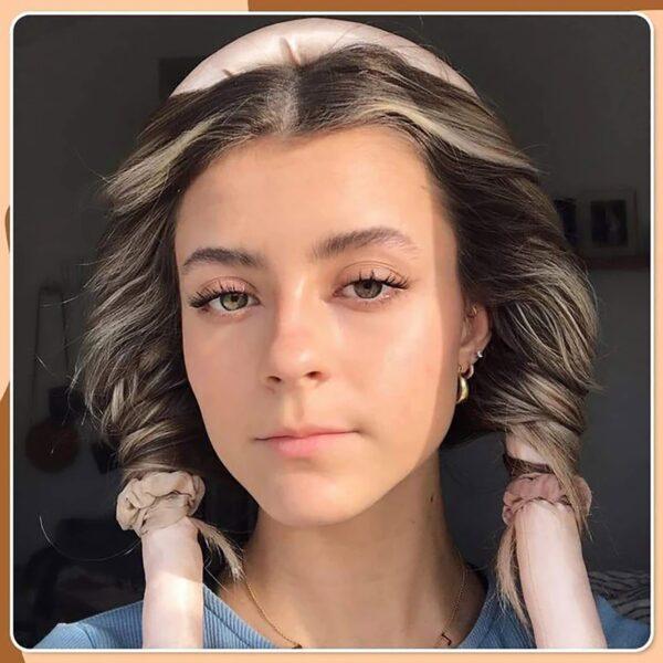 The Silk Heatless Hair Roller
