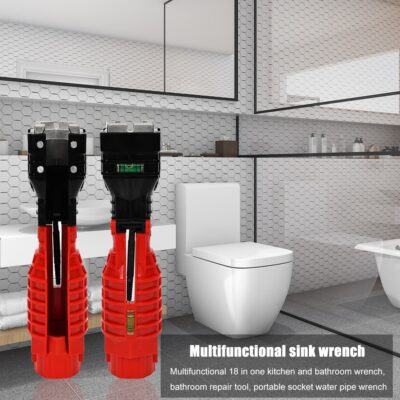 Multifunctional Sink Wrench