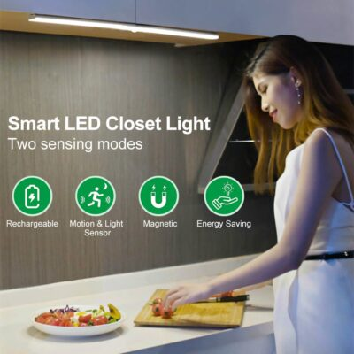 LED Movement Detector