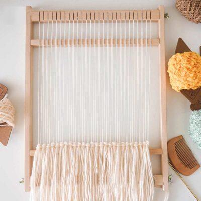 My Dearest Weaving Loom Starter Kit