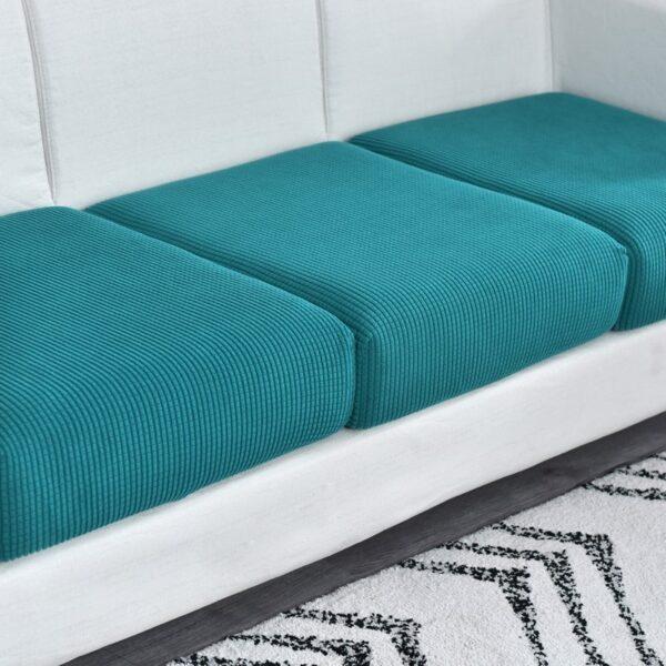 Jacquard Sofa Cushion Cover