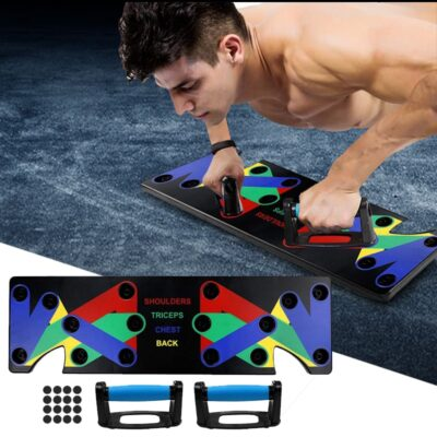 9 In 1 Push-Up Rack Board