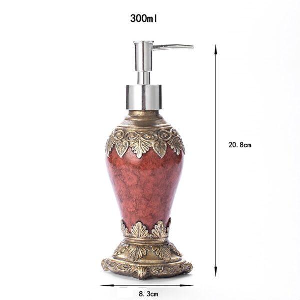 Agate Stone Retro Dispenser