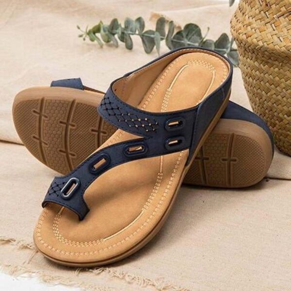 Dr.Care Woman Orthopedic Comfy Premium Summer Slippers