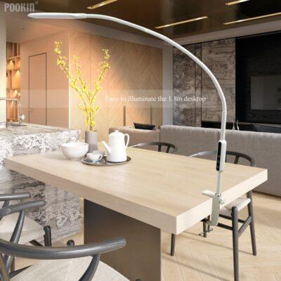 Flexible Long Arm Table Lamp