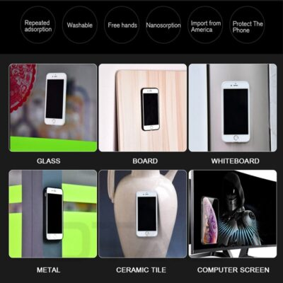 Oppselve Anti Gravity Phone Case For iPhone XS Max XR X 8 7 6 6S Plus S 12 Case Cover For Samsung Galaxy S8 S9 Plus S9 Note 8 9