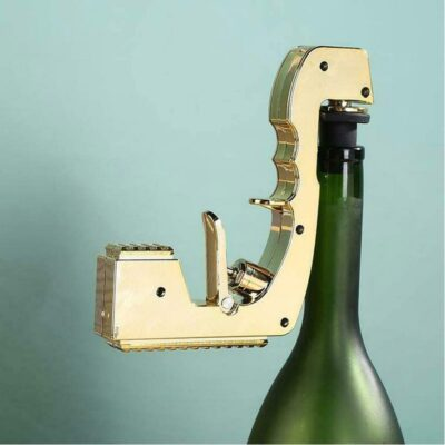 Industrial and Commercial Supplies Second-generation Champagne Wine Sprayer Pistol Bottle Durable Sprayer KTV Bar Party