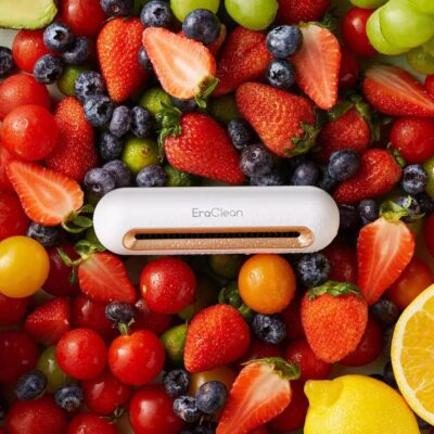 Xiaomi Eraclean Refrigerator Deodorizing Disinfection Machine Food Preservation Purification And Sterilization USB Charging