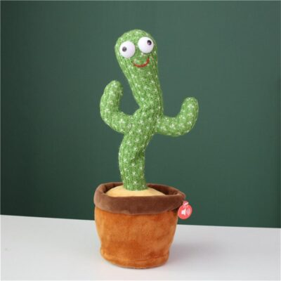 Dancing Cactus Plush Toy