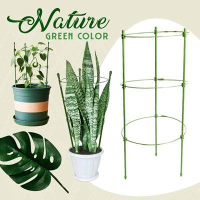 Cages de supports de plantes réglables