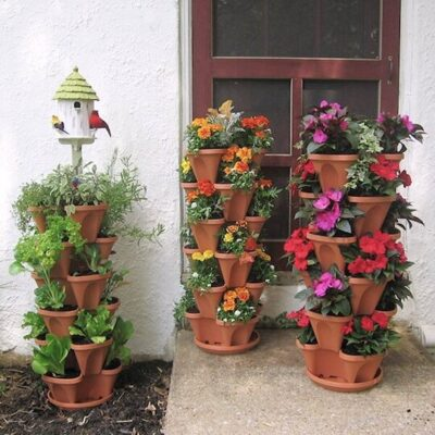 Stacking Garden Pots