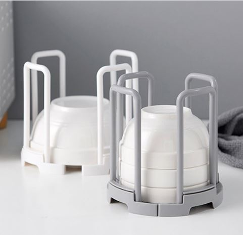 Dish storage rack