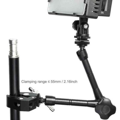 11 Inch Metal Adjustable Articulating Magic Arm