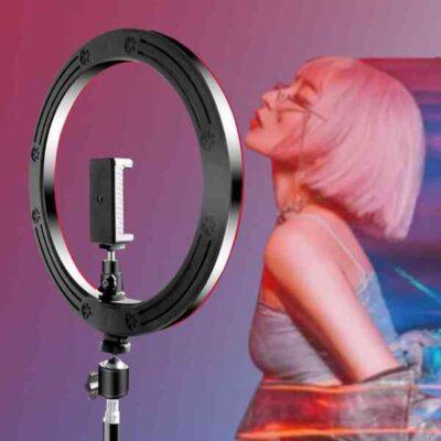 16Colors Rgb Ring Lamp