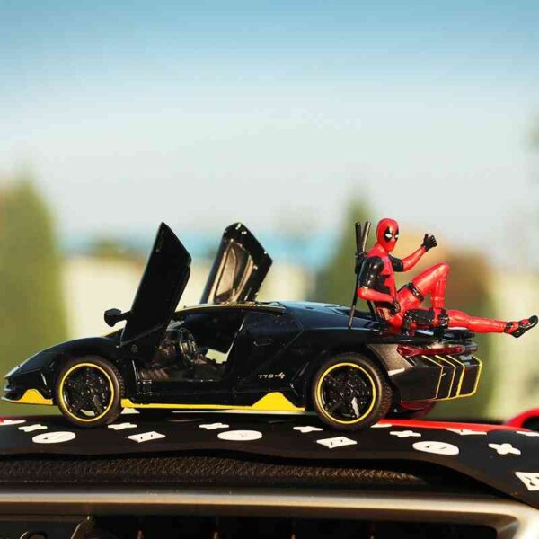 Deadpool Doll for Car – Marvel Interior Decoration