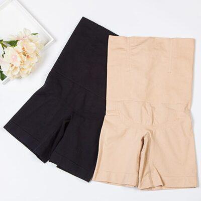 High-Waisted Shaper Shorts
