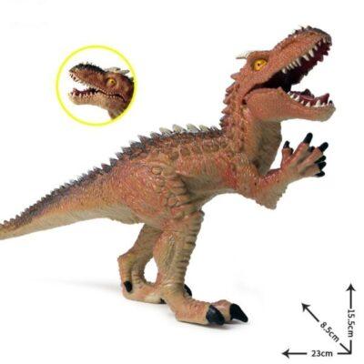 Prehistoric Jurassic Dinosaurs World Pterodactyl Saichania Animals