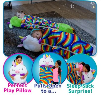 Play Pillow & Sleep Sack Surprise