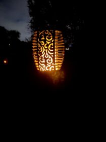 SOLAR FLAME TORCH - LED Solar Flame Lights