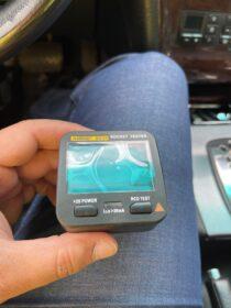 AC11 Digital Smart Socket Tester